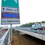 Chiusura autostradale nella notte fra sabato 30 novembre e domenica 1 dicembre