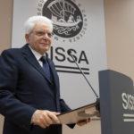 Il presidente della Repubblica Sergio Mattarella alla SISSA di Trieste. Il video ufficiale