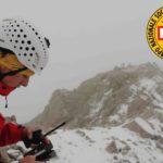 Raggiunti gli alpinisti bloccati sulla Cima dei Preti, iniziate le operazioni di recupero