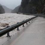 Continua a piovere: esonda il torrente Varma. Si attendono ondate di piena a valle