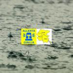 Terza allerta meteo in 10 giorni, ancora maltempo e piogge abbondanti in FVG