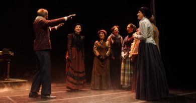 """""""Canto di Natale. Buon Natale Mister Scrooge!"""" al Rossetti con i giovani allievi di StarsTs Lab"""