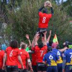 Soffre e vince Il Venjulia Trieste contro il Rugby Conegliano. Le foto