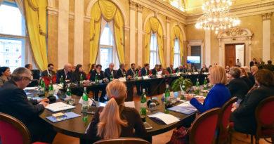 """I Ministri dell'istruzione dei Paesi InCE approvano la """"Dichiarazione di Trieste sulla Scienza"""""""