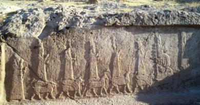 Ricerche archeologiche dell'Università di Udine in Kurdistan: scoperti importanti bassorilievi