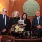 """A Giovanna Botteri il """"Premio di Vetro - Elca Ruzzier"""" delle Pari Opportunità di Trieste"""