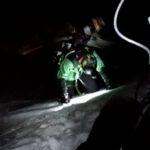 Due giovani scialpinisti recuperati dal CNSAS nel Gruppo del Canin