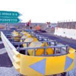 Terza corsia A4, lavori notturni nel fine settimana: chiusure e cambi di corsia