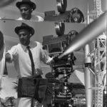 """Nell'ambito della mostra """"Fellini.   La Dolce vita – 8 ½. Fotografie di scena"""" al Miela  la proiezione del film8 ½"""