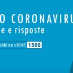 Coronavirus, due cinesi positivi a Roma. Casi sospetti in FVG infondati. Attivo 24 ore su 24 il numero verde 1500