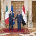 Visita del premier Giuseppe Conte al Cairo: segnali positivi sul caso Regeni
