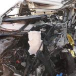 Tamponamento mortale in A4, furgone contro camion in corsia di marcia