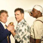 Hollywood Burger con Iacchetti e Quartullo in scena ancora oggi e domani al Bobbio