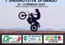 1° ENDURO CITTA' DI GRADO – 22-23 febbraio 2020