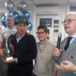 Dopo 58 anni di attività a Pordenone, riconoscimento alla famiglia Carlet