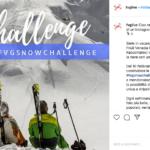 Il concorso di PromoTurismo #FVGsnowchallenge su Instagram per la miglior foto di montagna