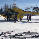 Grave una bambina di 11 anni caduta sulle pista di sci di Forni di Sopra