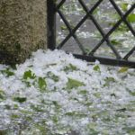 Temporali, grandine e vento forte con abbassamento delle temperature: colpo di coda dell'inverno