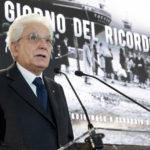 Giorno del Ricordo, la dichiarazione del presidente dell Repubblica: tragedia uscita troppo lentamente dal cono d'ombra