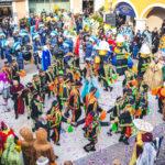 Sfilata dei più rappresentativi carnevali del Friuli Venezia Giulia al Palmanova Outlet