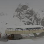 Maltempo e neve, allerta meteo della Protezione Civile. Annullata discesa notturna a Tarvisio