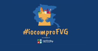 Agrifood FVG promuove la campagna #iocomproFVG. La lista delle aziende che consegnano a domicilio
