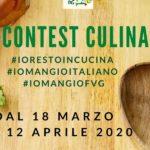 #iocomproFVG... e poi #iomangioFVG: concorso culinario virtuale a colpi di ricette