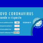 Prosegue il monitoraggio coronavirus in Regione, finora 13 casi. Giunta Remanzacco in isolamento