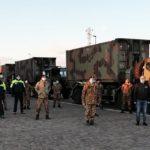 Terremoto a Zagabria, la Regione invia un gruppo di volontari e militari con tende da campo