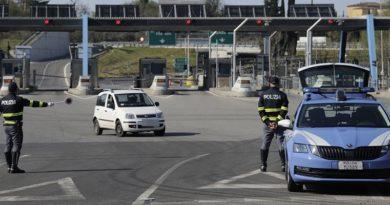 Camionista multato per falsa autorizzazione al trasporto internazionale