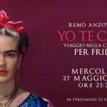 Remo Anzovino torna con i suoi viaggi sonori questa volta con Frida Kahlo