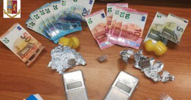 Pusher arrestata dalla Polizia di Stato: spacciava eroina