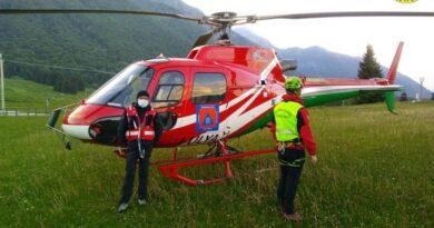 Incidente mortale sul lavoro nei pressi di Ampezzo in Carnia