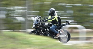 Guida allegra in fase 2: centauro a 160 km/h a Trieste, ritirata patente