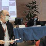 Il vicepresidente Riccardi risponde all'interrogazione sui contagi nelle case di riposo