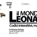 """""""Il Mondo di Leonardo: codici interattivi, macchine, disegni"""" al Paff"""