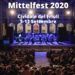 Prime rivelazioni per  Mittelfest 2020