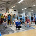 Pesistica, a Pordenone atleti al lavoro per le sfide internazionali