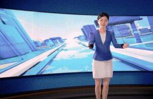 Xin Xiaowei, ovvero l'avatar di Zhao Wanwei