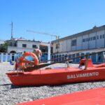 Allo storico stabilimento Lanterna di Trieste riprende la stagione balneare con le regole anti-Covid
