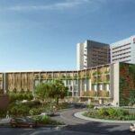 All'impresa Rizzani de Eccher l'appalto dei lavori per il rinnovamento dell'Ospedale Cattinara