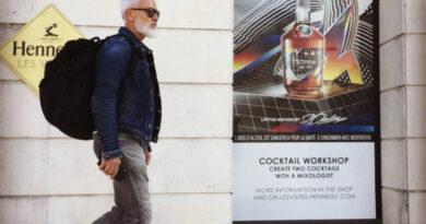 SIMONIT&SIRCH nelle vigne di Hennessy, leader mondiale del cognac