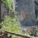Vecchia Strada della Valcellina, al via il ripristino del tratto franato