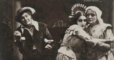 The Silent Stream con i Promessi Sposi di Mario Bonnard