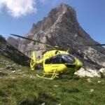 Muore escursionista trevigiano dopo una caduta di duecento metri da Forcella Duranno