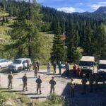 100 chilometri di sentieri delle montagne friulane ripristinati grazie al lavoro degli Alpini