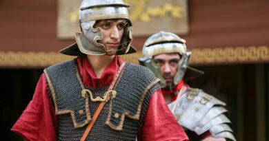 Rievocazione che passione: la Legio I Italica si è accampata a Trieste. Galleria di foto