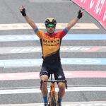 Il Friuli protagonista della 16ª tappa del Giro d'Italia. Ora la carovana si sposta sulle Dolomiti