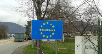 Covid-19: chi va in Slovenia dal FVG deve presentare un test negativo o fare quarantena