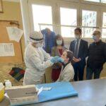 Al liceo Dante di Trieste sperimentato il test rapido per il coronavirus